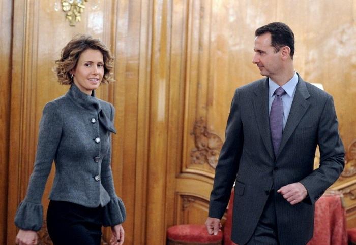 Асма аль-Асад - супруга президента Сирии Башара Асада. | Фото: s00.yaplakal.com.