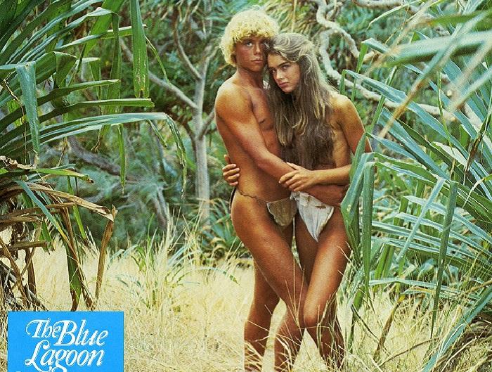 Кадр из к/ф «Голубая лагуна» (1980). | Фото: wallpapersin4k.net.