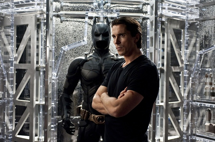Бэтмен в исполнении Кристиана Бейла просто неотразим. | Фото: film.ru.