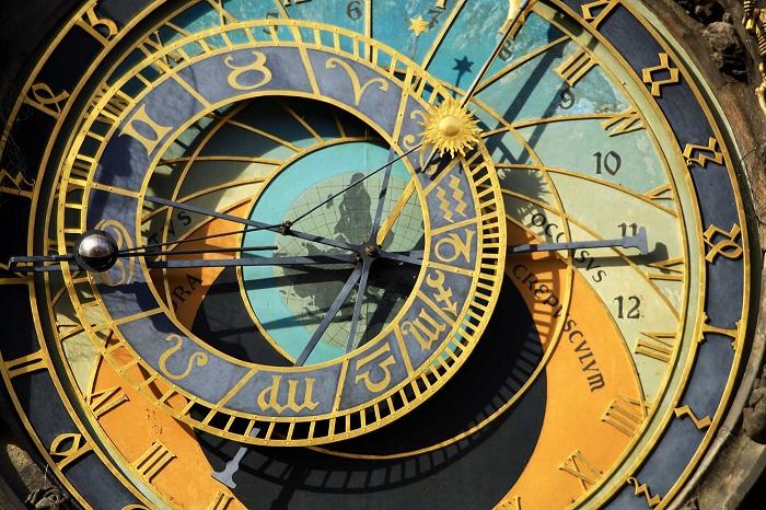 Астрономический циферблат на Орлое. | Фото: hdwallpaperbackgrounds.net.