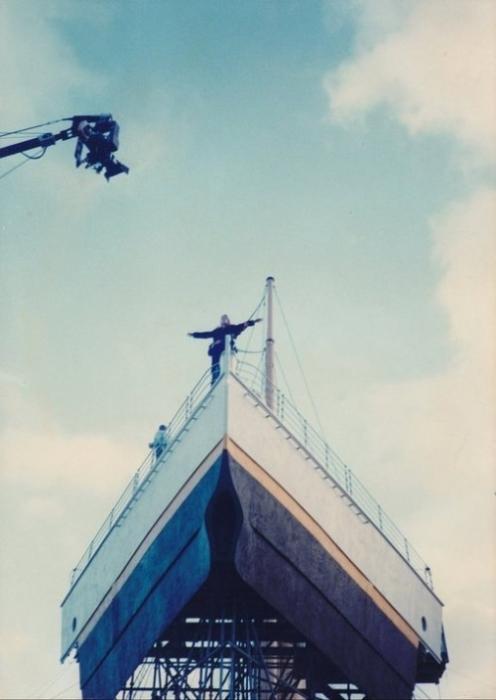 У макета «Титаника» не было носа. | Фото: kykyryzo.ru.