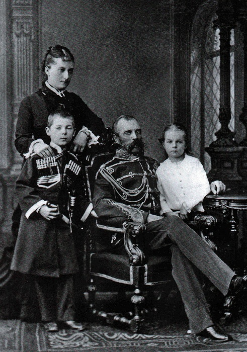 Екатерина Долгорукова - 2-я жена императора Александра II.