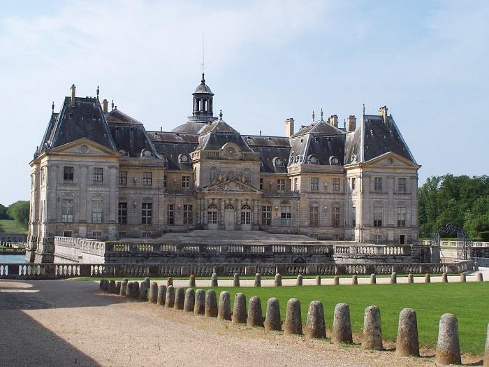 Замок Фуке Во (Vaux-le-Vicomte). | Фото: ru.wikipedia.org.