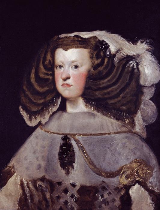 Марианна Австрийская - жена испанского короля Филиппа IV.   Фото: ru.wikipedia.org.
