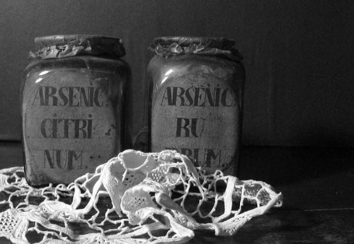 Мышьяк в XIX веке использовался как косметическое средство и средство от потенции.   Фото: kulturologia.ru.