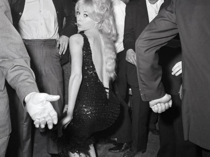 Vikki Dougan - актриса и модель 1950-х годов. | Фото: allday.com.