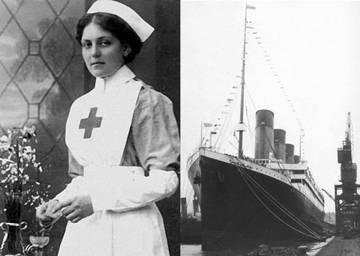 Вайолетт Констанс Джессоп - женщина, пережившая три кораблекрушения.   Фото: infomaniya.com.