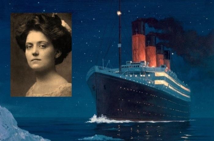 Violet Constance Jessop - стюардесса на кораблях «Олимпик», «Титаник», «Британик».   Фото: cs8.pikabu.ru.