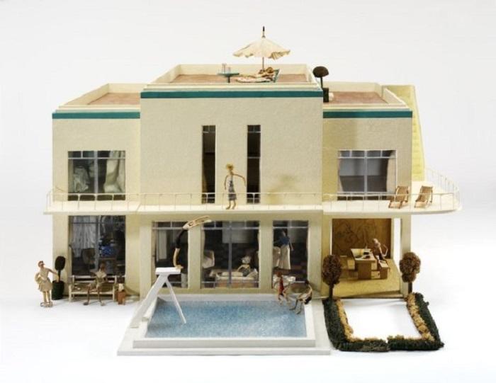 Вилла для кукол 1935: Whiteladies House.