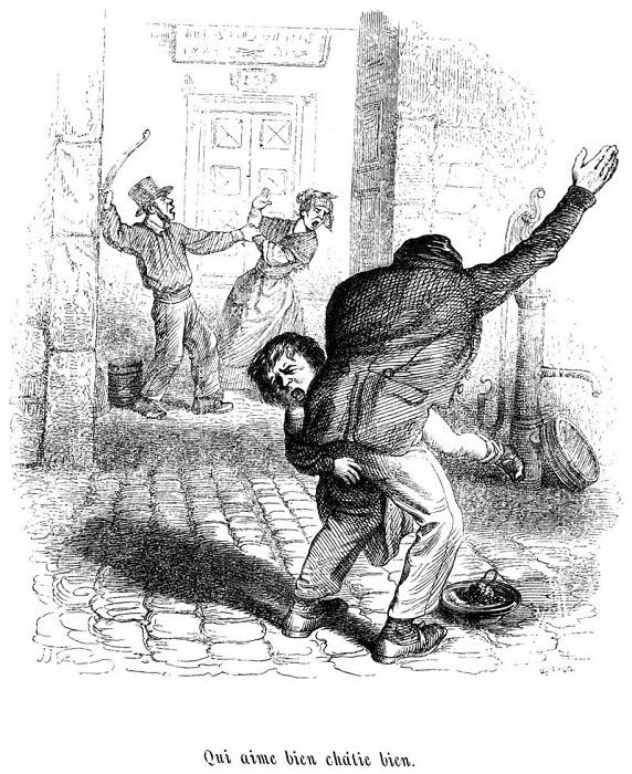 Цивилизованная Англия: продажа надоевших жен была популярной в XVIII-XIXвв, последний случай - 1913г