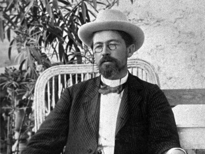 Антон Павлович Чехов (1860-1904 гг). | Фото: yumuz.ru.