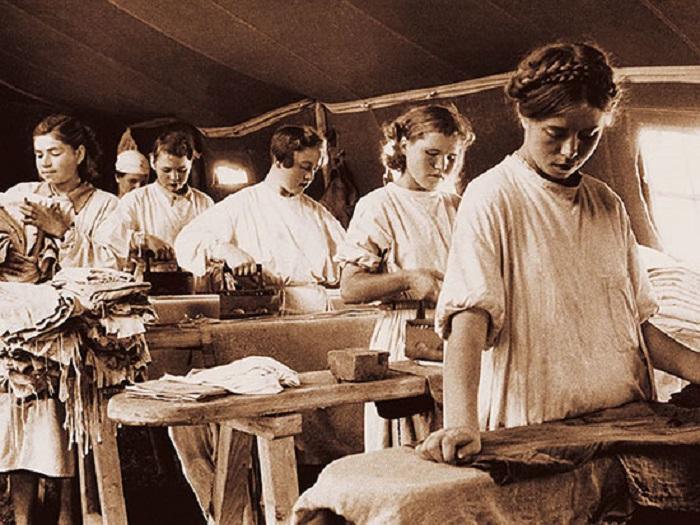 В 1920 году был издан декрет «Об искусственном прерывании беременности». | Фото: girniy.ru.