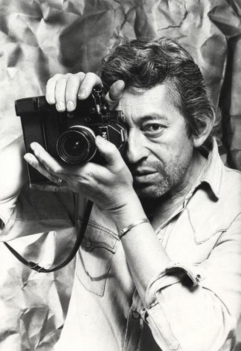 Serge Gainsbourg - французский поэт-провокатор.