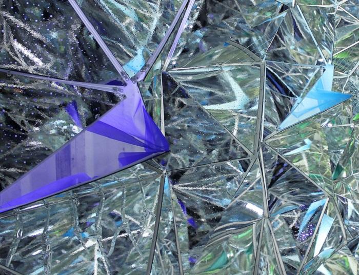 Кристаллообразные призмы.