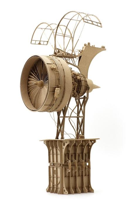 Проект Дэниэла Эгдэга - «The Principles of Aerodynamics»