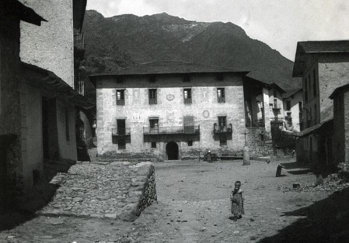 Фото Андорры в начале 20 века.   Фото: andorraantiga.com.