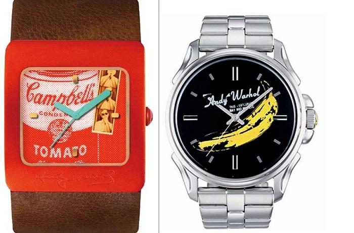 Часы фирмы Movado.