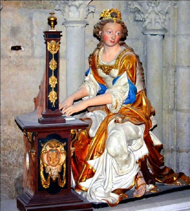 Анна Бретонская - королева, дважды сидевшая на французском престоле. | Фото: proxy10.media.online.ua.