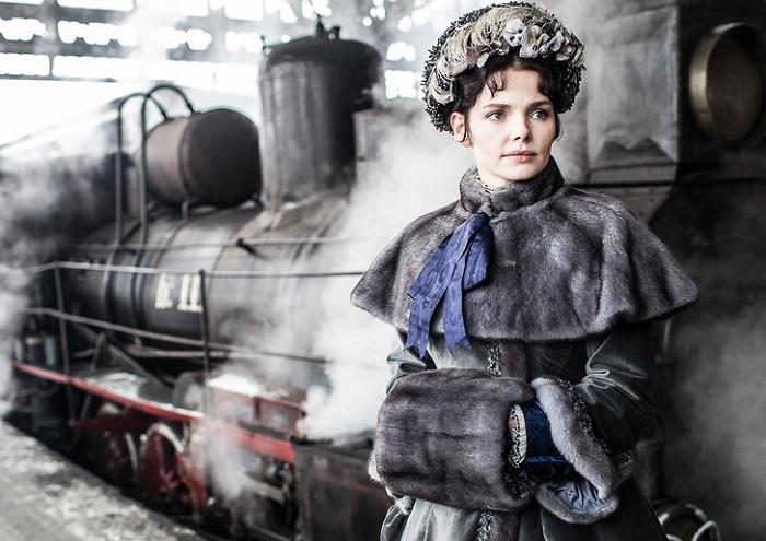 Елизавета Боярская в роли Анны Карениной (2017). | Фото: bojarskaja.ru.