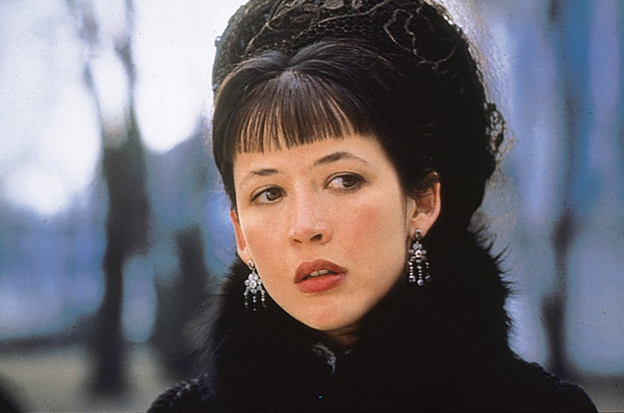 Софи Марсо (Sophie Marceau) в роли Анны Карениной (1997).| Фото: kino.de.