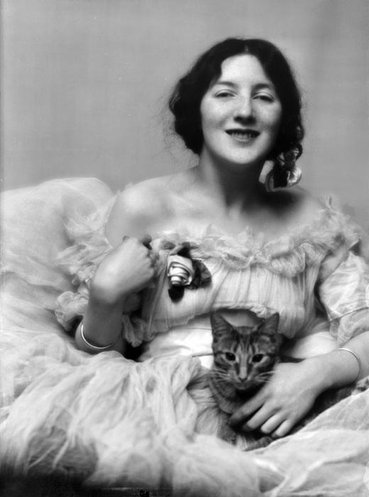 Audrey Munson - известная натурщица начала ХХ века. | Фото: untappedcities-wpengine.netdna-ssl.com.