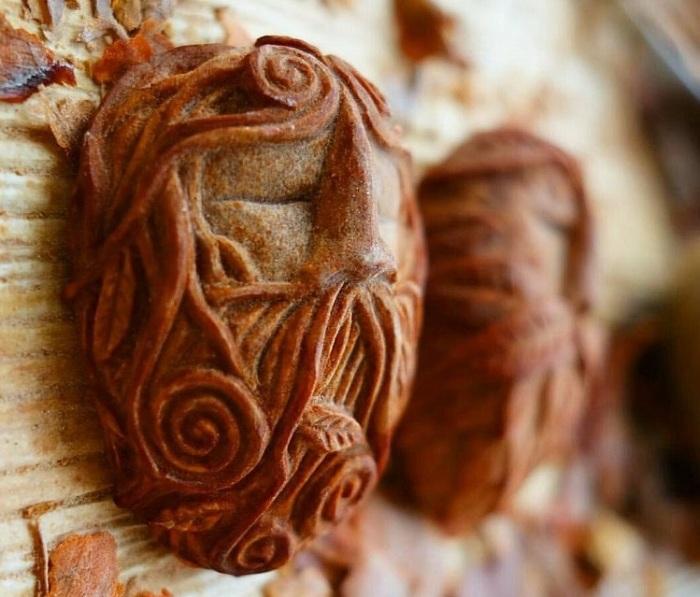 Подвеска, сделанная Jan Campbell. | Фото: mymodernmet.com.