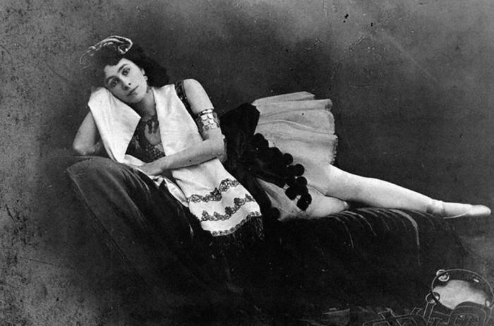 Матильда Ксешинская - известная балерина, выпускница Петербургского хореографического училища.