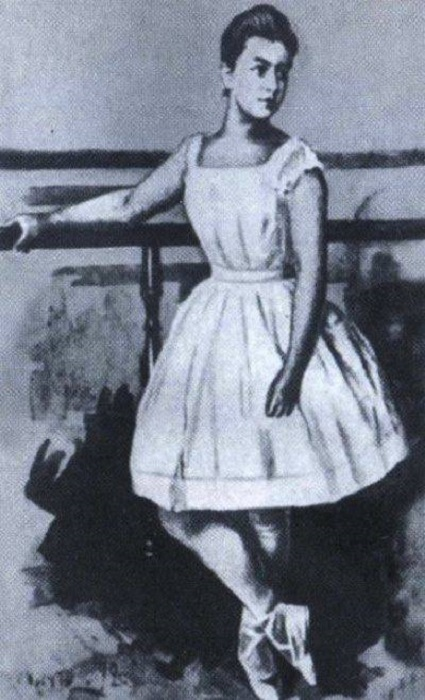Ученица балетного класса. | Фото: diletant.media.