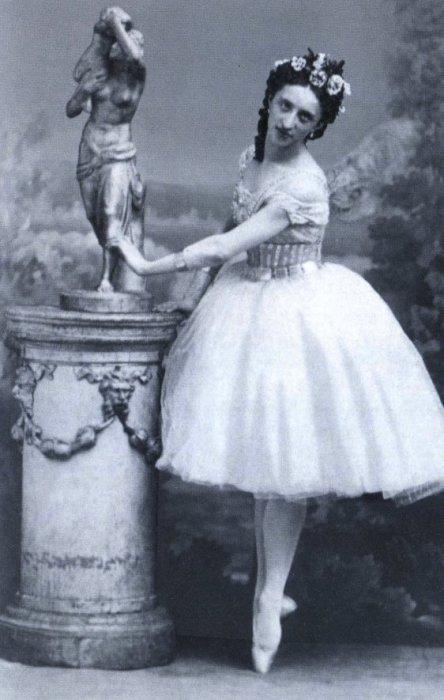Марфа Муравьева - известная балерина XIX века. | Фото: diletant.media.