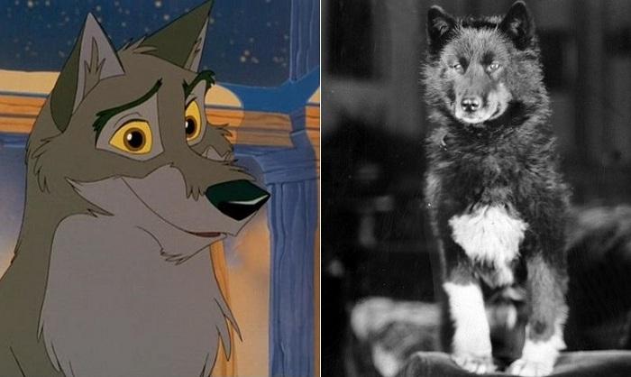 Балто - пес, спасший город от эпидемии.