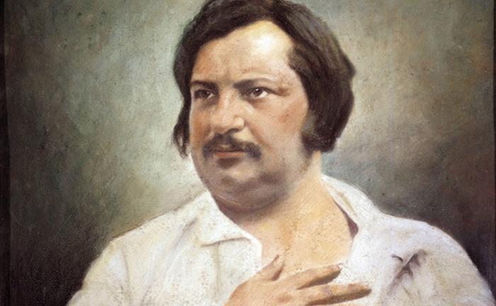 Оноре де Бальзак - французский писатель XIX века.   Фото: kulturologia.ru.