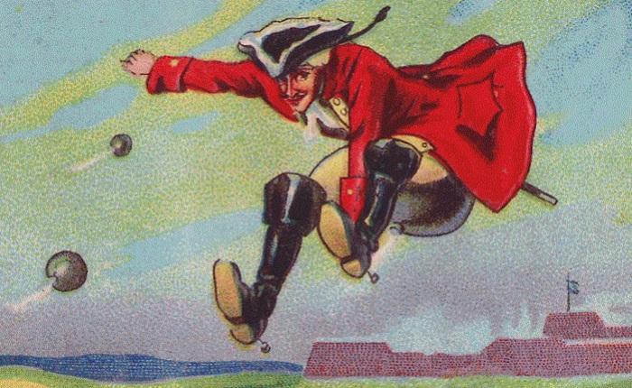Забавные похождения барона Мюнхгаузена: кто был реальным прототипом.