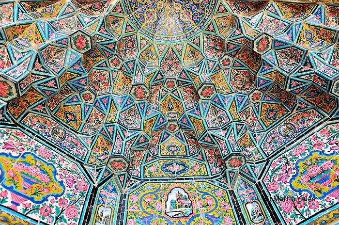 Мечеть Nasir Al-Mulk.