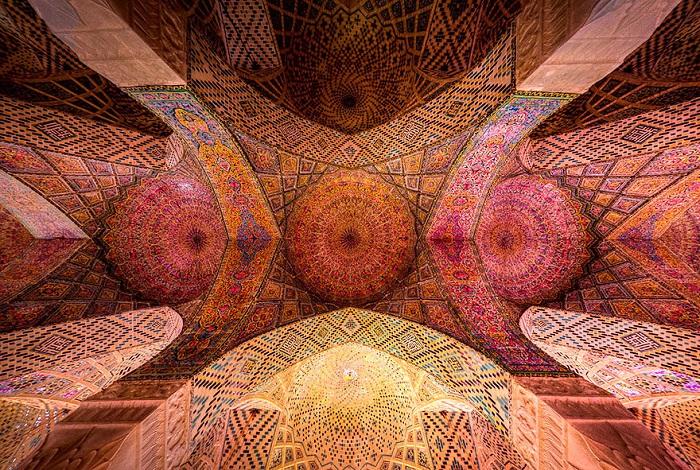 Иранская мечеть.
