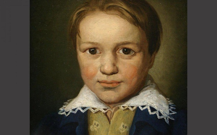 Людвиг ван Бетховен, около 1783 г. | Фото: img0.gtsstatic.com.