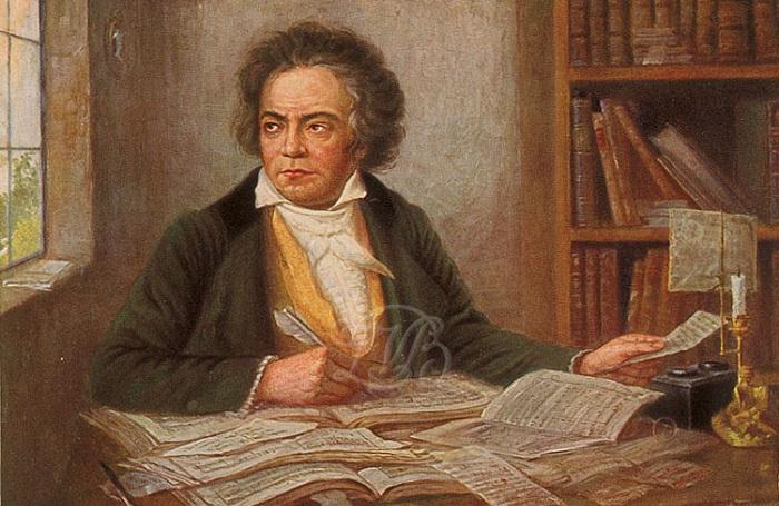 Бетховен сочинял, даже будучи оглохнувшим. | Фото: static.wixstatic.com.