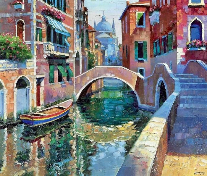 Венеция. Howard Behrens. | Фото: liveinternet.ru.