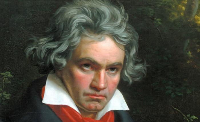 Немецкий композитор Людвиг ван Бетховен. | Фото: historytime.ru.