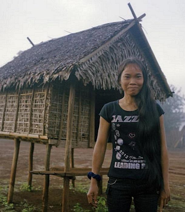 Хижина для встречи с потенциальными женихами. | Фото: collectivelyconscious.net.