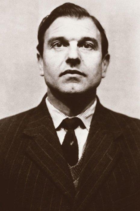 Джордж Блейк - завербованный британский агент. | Фото: cdn.ruvr.ru.