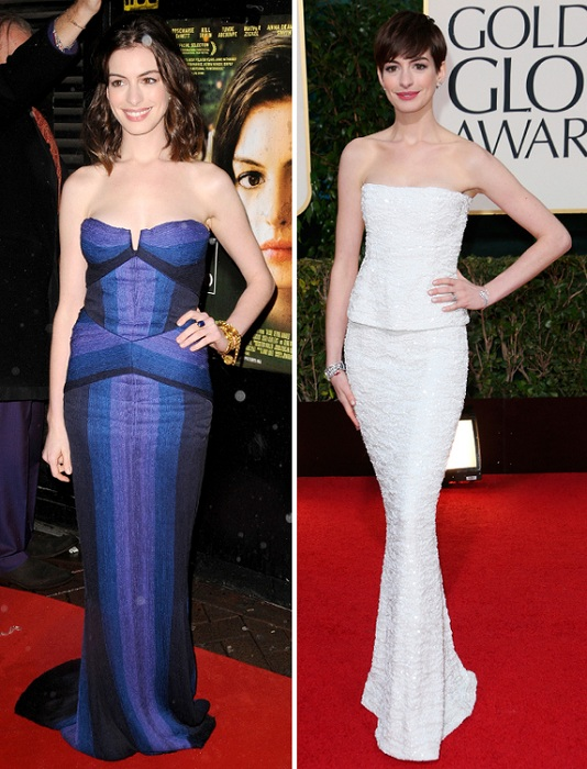 Anne Hathaway - американская актриса.