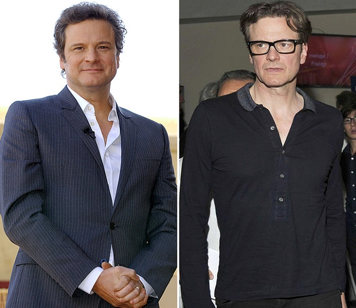Colin Firth - американский и британский актер.