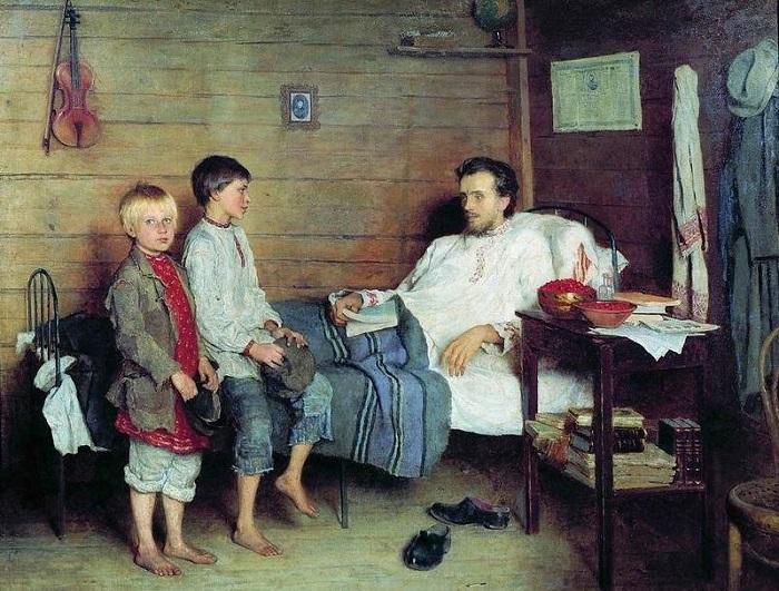 Живописец русской деревни: Почему имя Богданова-Бельского было незаслуженно забыто на родине