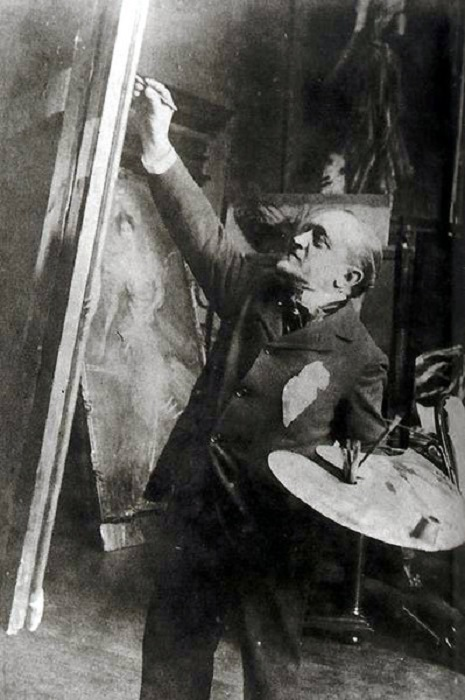 Джованни Болдини - итальянский портретист.