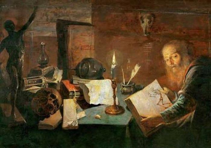 Елисей Бомелий - лекарь и отравитель, которого боялось все окружение Ивана Грозного. | Фото: cdn2.russian7.ru.