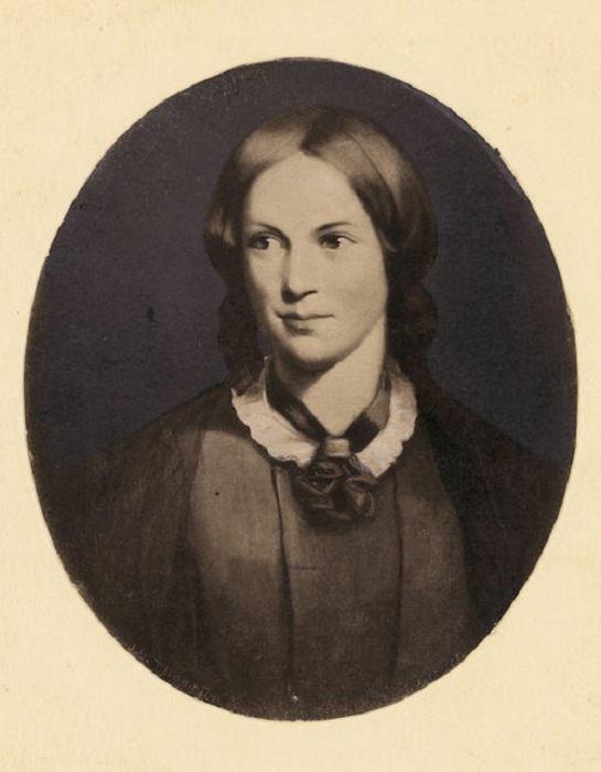 Шарлотта Бронте, около 1840 г. | Фото: mentalfloss.com.