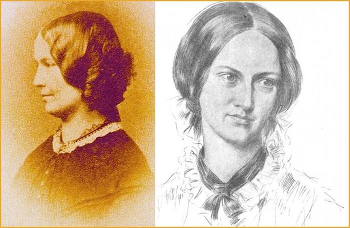 Портреты английской писательницы 19 века Шарлотты Бронте.   Фото: focusfeatures.com.