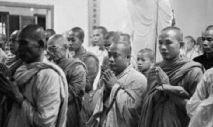 В начале 1960-х в Южном Вьетнаме притесняли буддистов. | Фото: oldpicz.com.