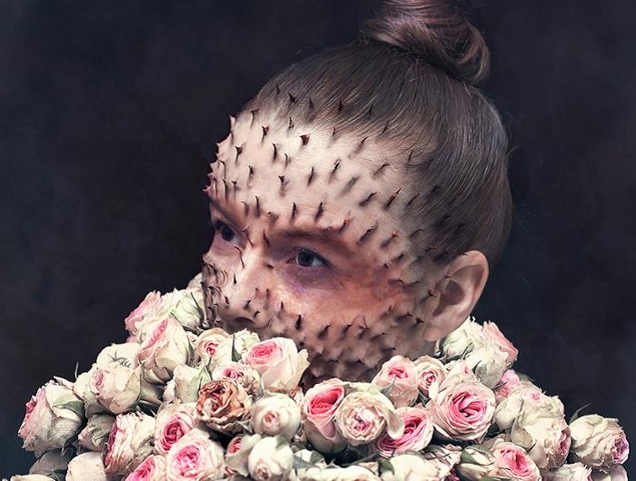 «Treebeards» - эпатажный проект от французского художника.