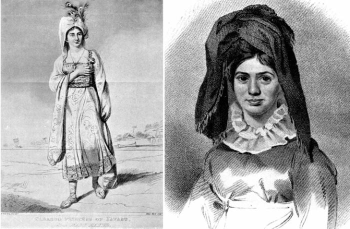 Принцесса Карабу - авантюристка XIX века.| Фото: thevintagenews.com.